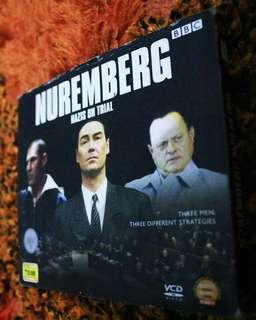 Nuremberg Nazis on trail Original vcd