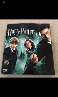 Vcd Box 9 - Harry Potter