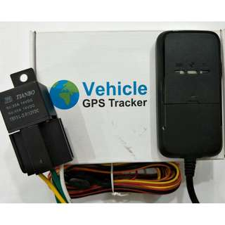 Tracker. Real time GPS TRACKER. SAFETY YOUR VEHICLE...