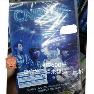 k-wave cnblue boice Japanese version DVD