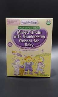 Healthy Times Cereal for Baby