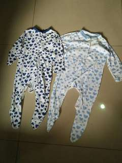 Babysuit bundle