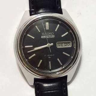 SEIKO 5 ACTUB Autumotic Watch