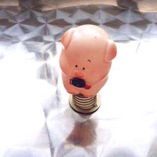 [Vintage] Bouncy Piglet Ceramic Figurine.