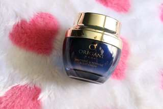 Origani smoothing and reviving night cream