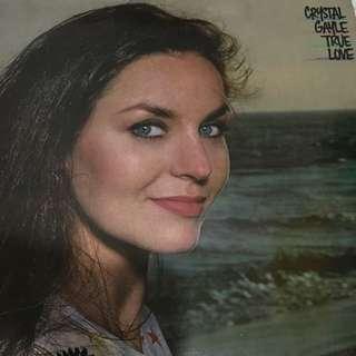 Crystal Gayle vinyl record