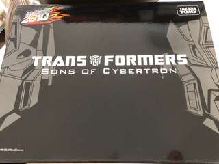 MISB Sons of Cybertron Set