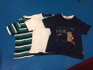 Mothercare Shirts Bundle