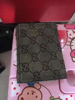 Gucci cardholders 80%new