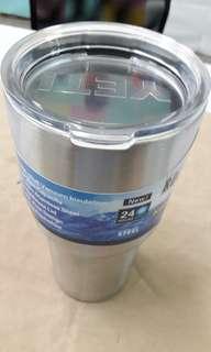 🚚 冰霸杯900ml 附標準蓋 不繡鋼保冰