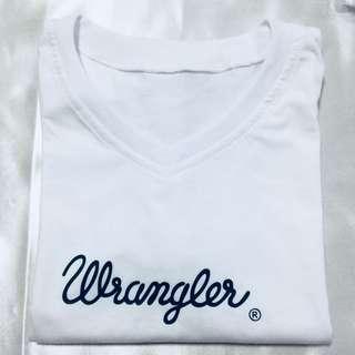 Wrangler tee