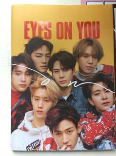Got7 eyes on you淨專
