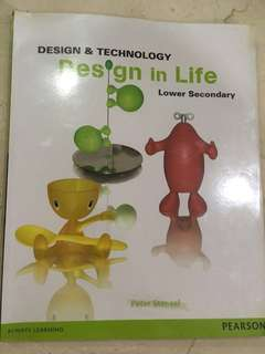 #Bless - Lower Sec Design & Technology book
