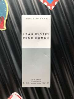 Issey Miyake L'eau D'issey Pour Homme 15ml