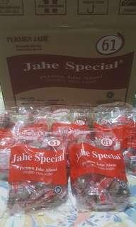 Permen Jahe Special 61 - Herbal Alami dan Segar