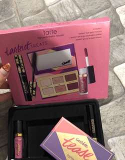 MAKE UP TARTEIST SET