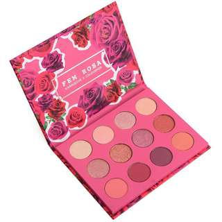 Colourpop Fem Rosa She Eyeshadow Palette