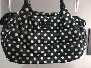 Kate Spade Stevie Polka Dot bag