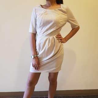 Vero Moda Tulip Dress/ Office Dress