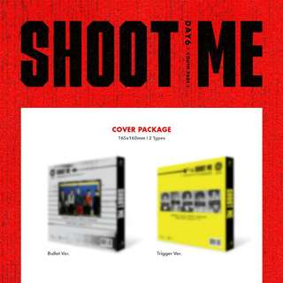 DAY6-Shoot Me: Youth Part 1 [3rd Mini Album]