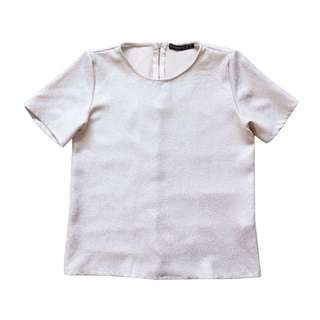 Textured Shimmering Top