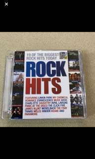 Cd Box 5 - Rock Hits