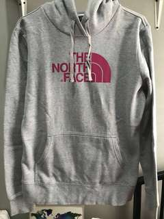 The North Face - Gray Hoodie