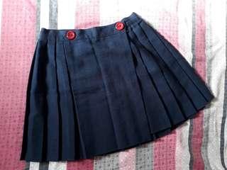 Navy Blue Skirt Seifuku Japanese Uniform