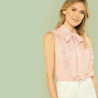 Pink Value Top
