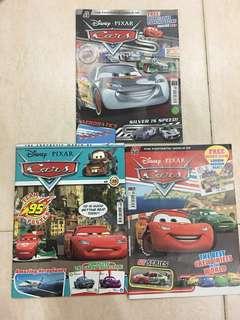 Disney Pixar Cars Magazine
