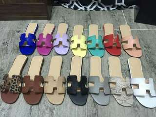Hermes Oran Inspired Sandals