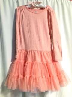 Old Navy Peach Tutu Dress