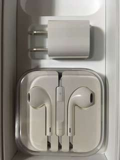 Apple Earpods Adapter Charger