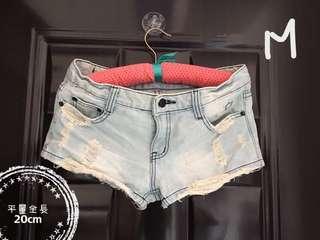 🚚 牛仔短褲#畢業兩百元出清