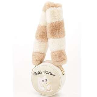 🚚 日本 Nobel kitten 絨毛貓咪包