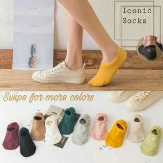 Color Socks (Available 4,5,11,12 and 13)