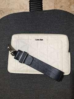 Calvin Klein Wrist Pouch (Preloved)