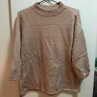 Tokio Dusty Pink Sweater