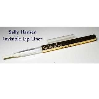 Used Sally Hansen Retractable Clear Wax Lips Liner Sellzabo Cosmetics