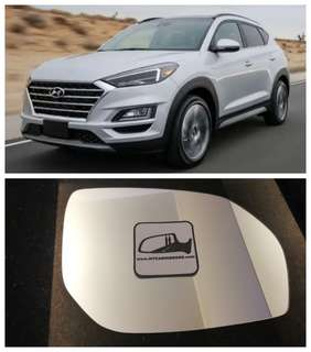 Hyundai Santa Fe side mirror all models and series