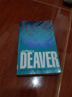Death of a Blue Movie Star by Jeffery Deaver