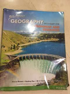 #Bless - All about Geography Sec 1