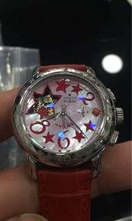 ZENITH計時碼錶,有盒、有卡。