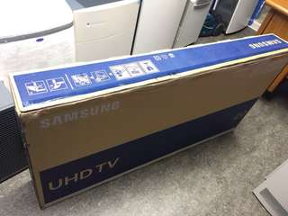 "Samsung 4K 49"" UHD LED Flat Smart TV (Under Warranty)"