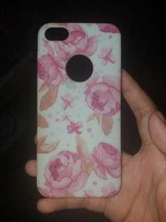 Case Floral Iph 5s #kanopixcarousell