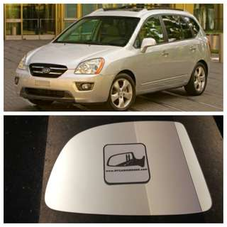 Kia Naza Rondo Carens Citra 2 side mirror all models and series