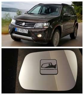Suzuki Grand Vitara side mirror all models and series