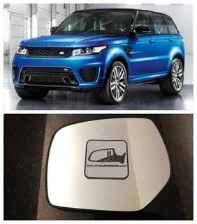 Land Rover Range Rover Sport Side mirror all models and series