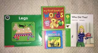 Book Bundle for Beginner Readers
