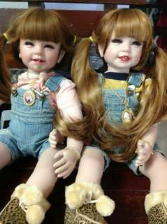 娃娃神古曼童。古曼丽